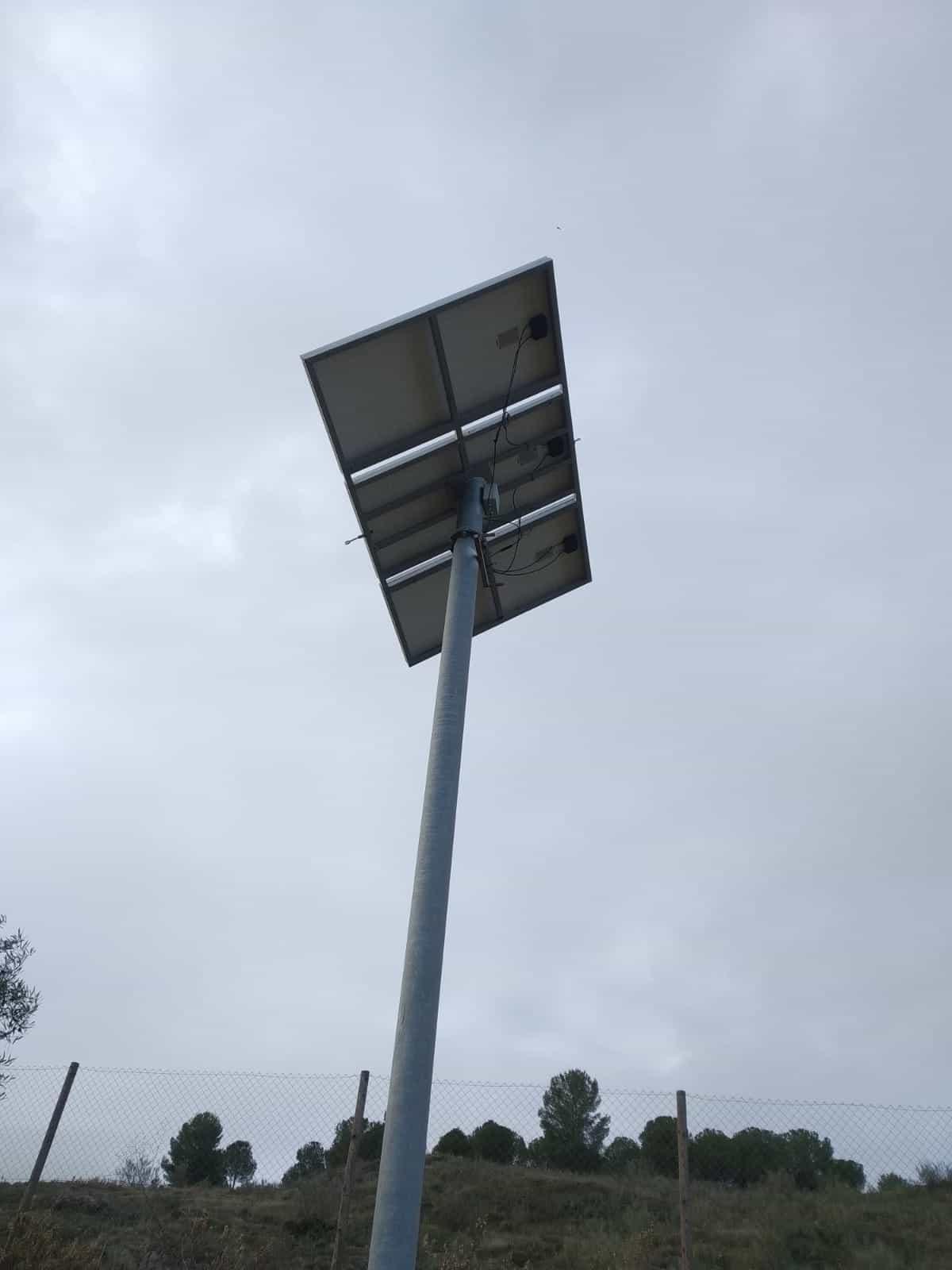 caso de extio: Bombeo Solar en malaga